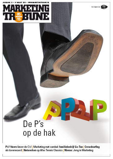 De 4 P's van marketing