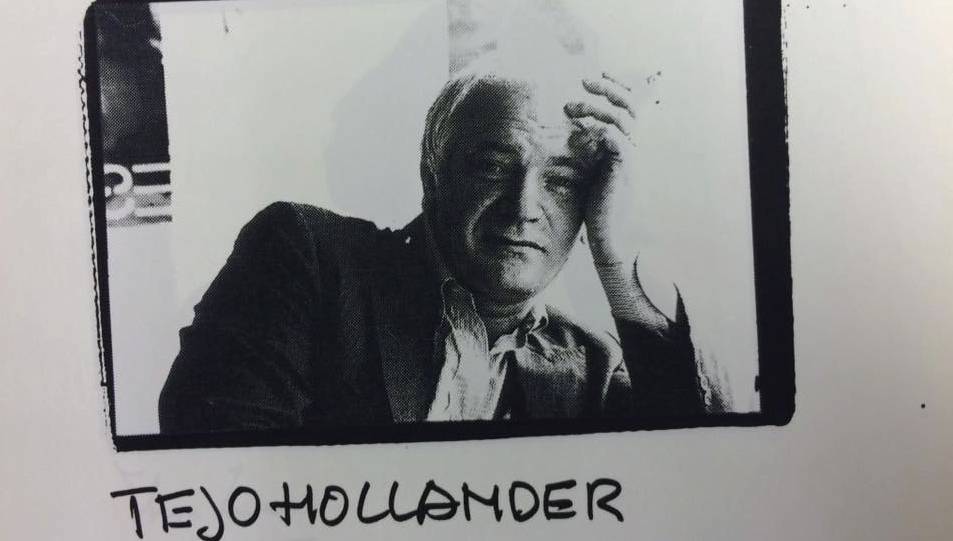 RIP reclame 'Legend' Tejo Hollander