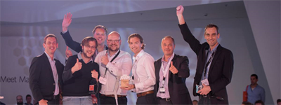 Jaagers wint Meet Magento Innovation Award 2016