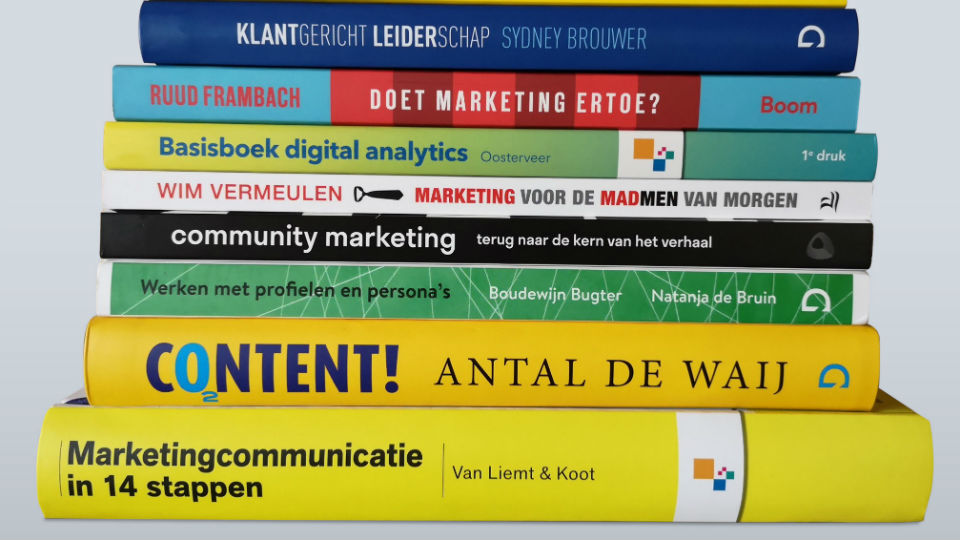 Nominaties PIM Marketing Literatuur Prijs 2018 bekend