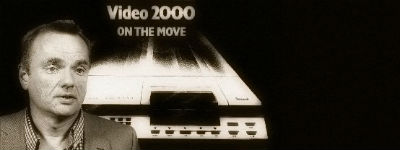 Verdwenen Merken (8): Patrick Petersen over Video 2000