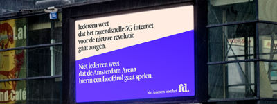 Fitzroy start real-time campagne voor FD