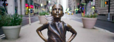 Fearless Girl Beats Old Boys Network in Cannes