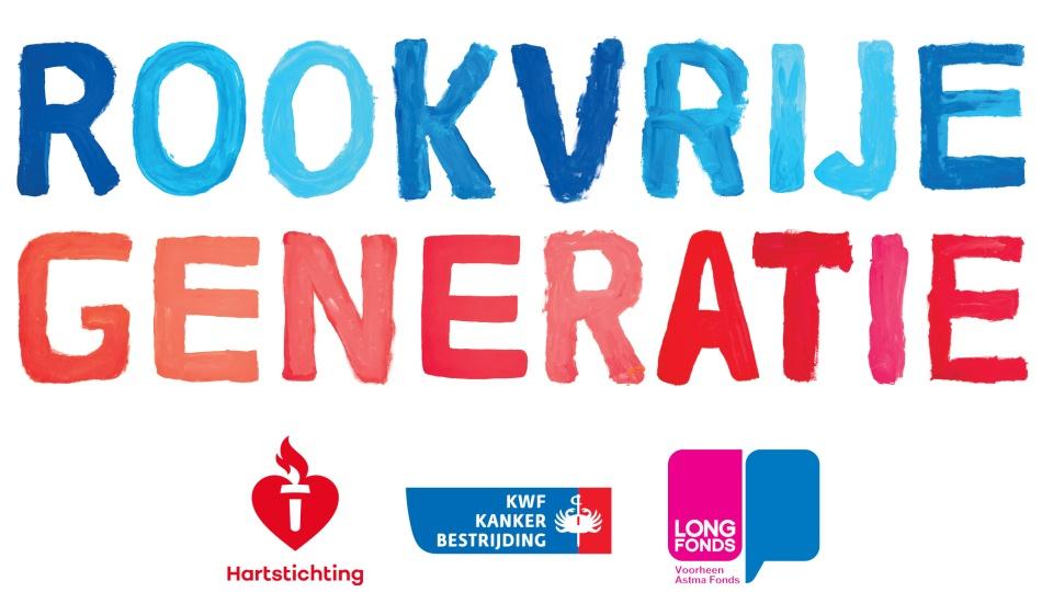 Afbeeldingsresultaat voor rookvrije generatie logo