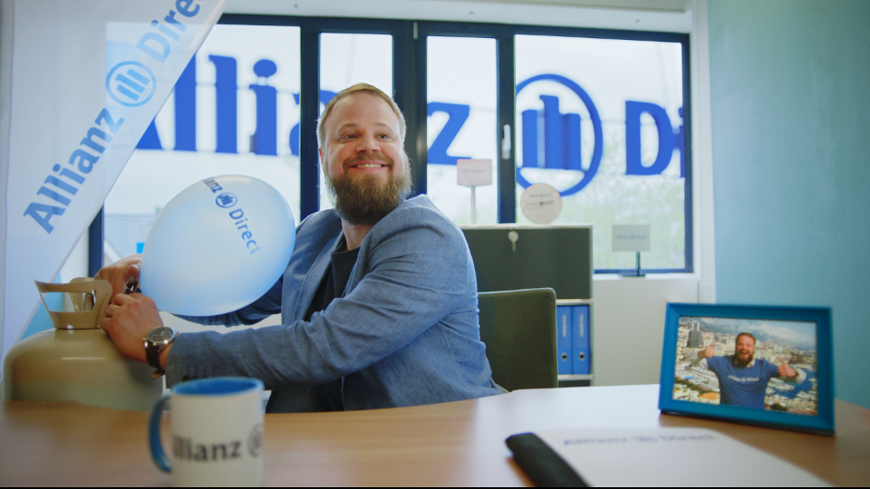 Allianz Direct lanceert overgangscampagne
