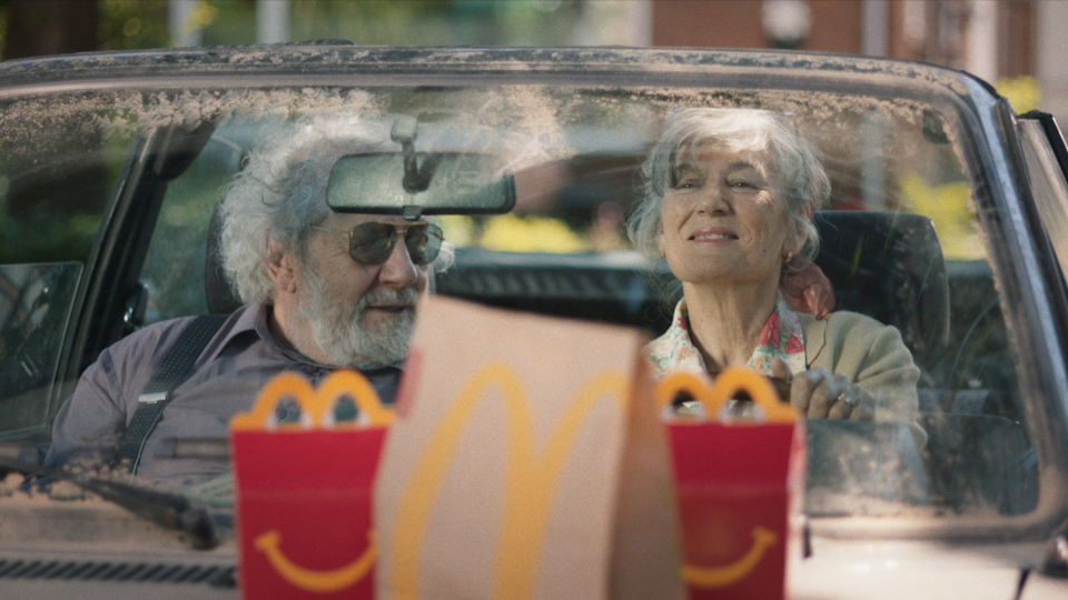 McDonald's lanceert 'happy'-campagne