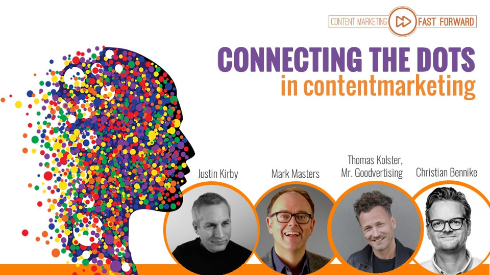 CMFF 2020: connecting the dots in contentmarketing