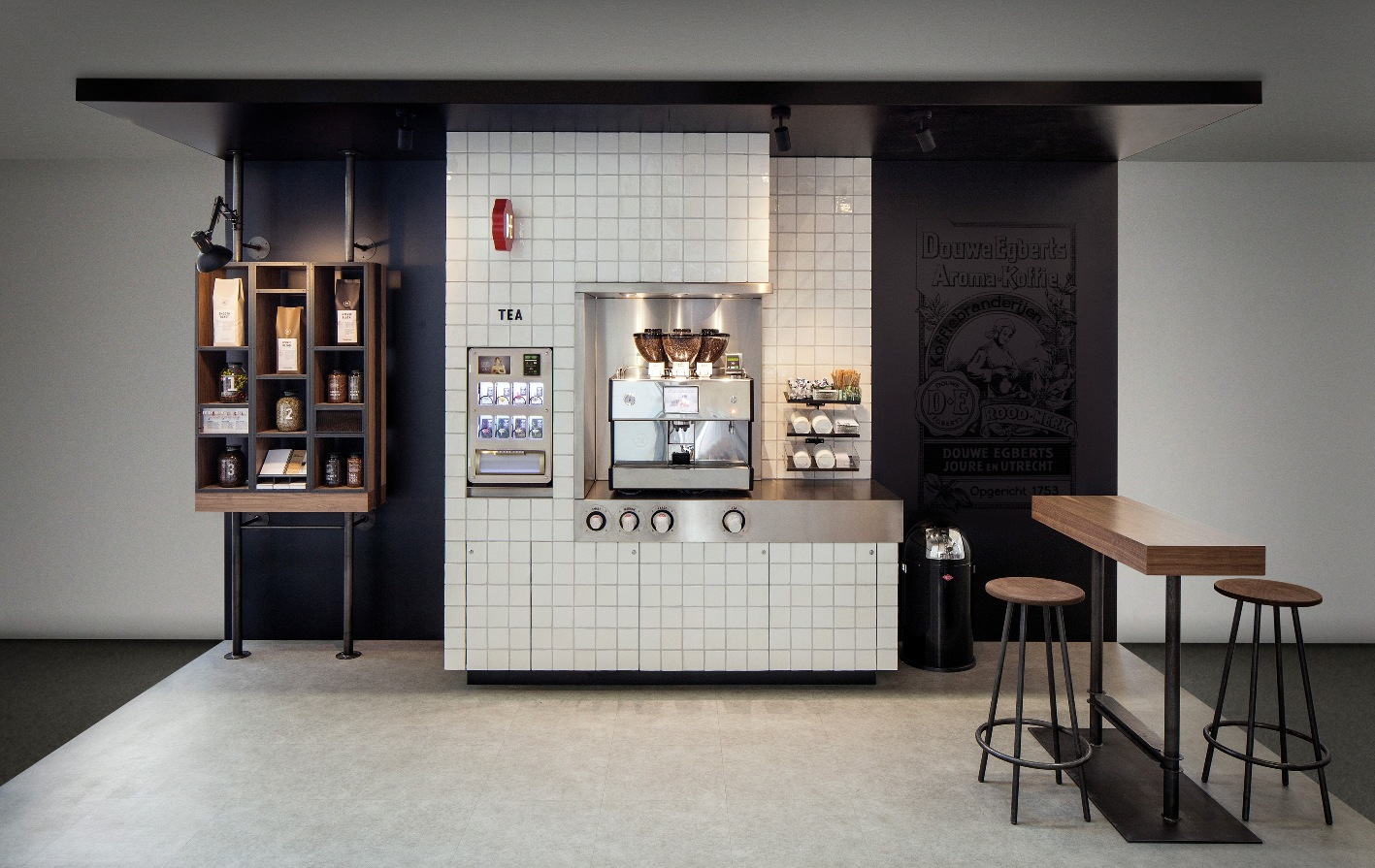 Staat Designt D E Coffee Kitchen Marketingtribune Design
