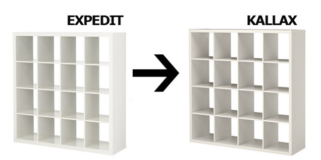 Ikea Grundtal Kitchen Series ~ Ikea Nederland schakelt vanaf april 2014 over op Kallax Expedit is