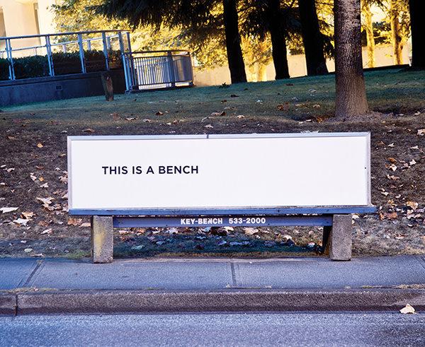Van bank naar slaapplek op straat marketingtribune design - Thuis opslag bench wereld ...