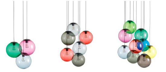 hanglamp hanglamp glazen bollen galerij foto 39 s van binnenlandse en moderne. Black Bedroom Furniture Sets. Home Design Ideas