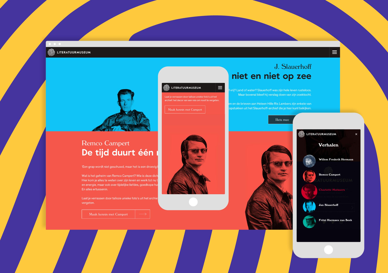 Dutch digital design vijf keer goud bij european design for Bureau digital