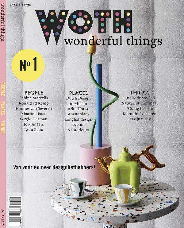Mary hessing lanceert woth marketingtribune design for Interieur tijdschriften nederland