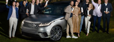 Land Rover BORN internationale designwedstrijd van start