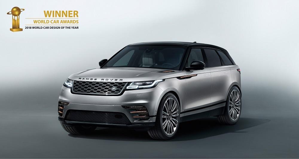 Range Rover Velar Mooiste Auto Ter Wereld Marketingtribune Design