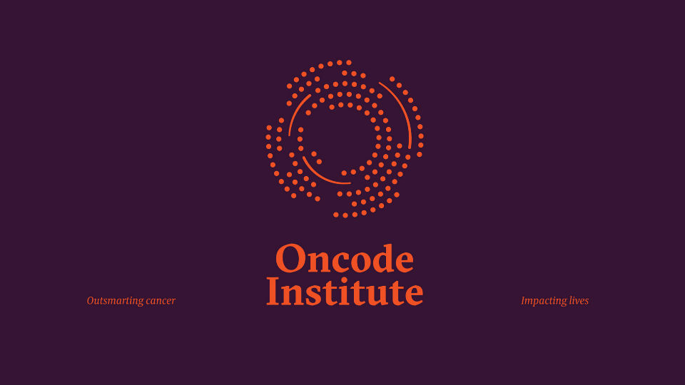 [designpanel] Identiteit Oncode Institute door Momkai