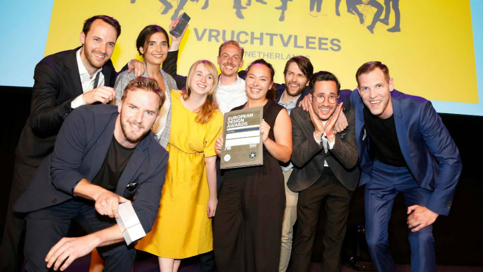 Vruchtvlees European Agency of the Year 2018