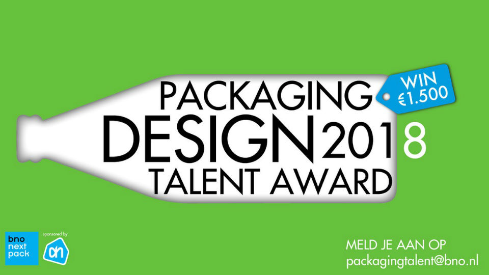 Nominaties BNO Packaging Talent Award bekend