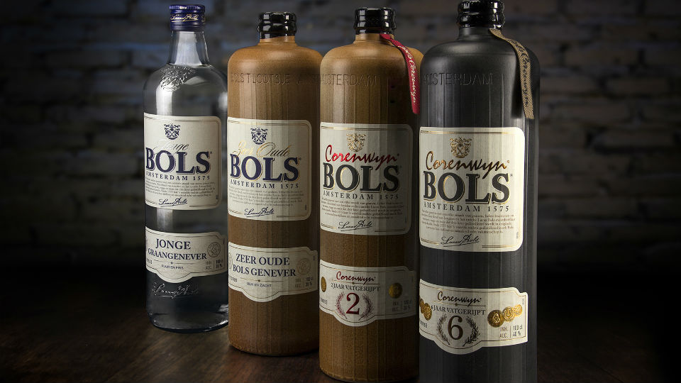[designpanel] Bols Genever door Van Heertum Design