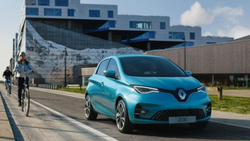 Renault weer partner Dutch Design Week