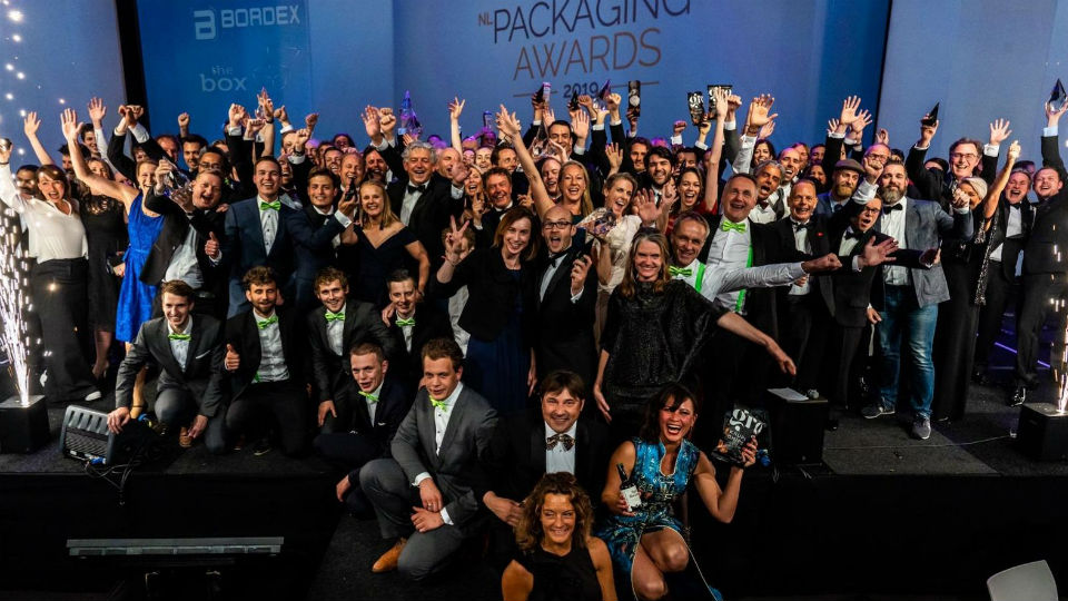 Inschrijven NL Packaging Awards geopend