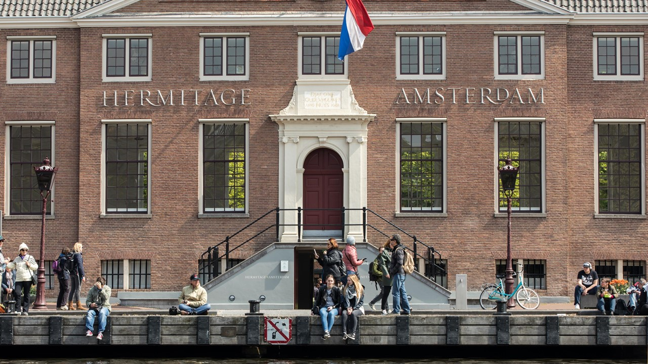 Redt het publiek de Hermitage van het faillissement?