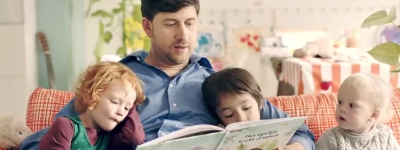 Commercial: IKEA claimt papadag