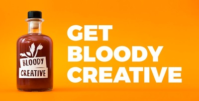 [visuals] Art director Jessica Stahl biedt anti-katerhulp met gepersonaliseerde Bloody Mary