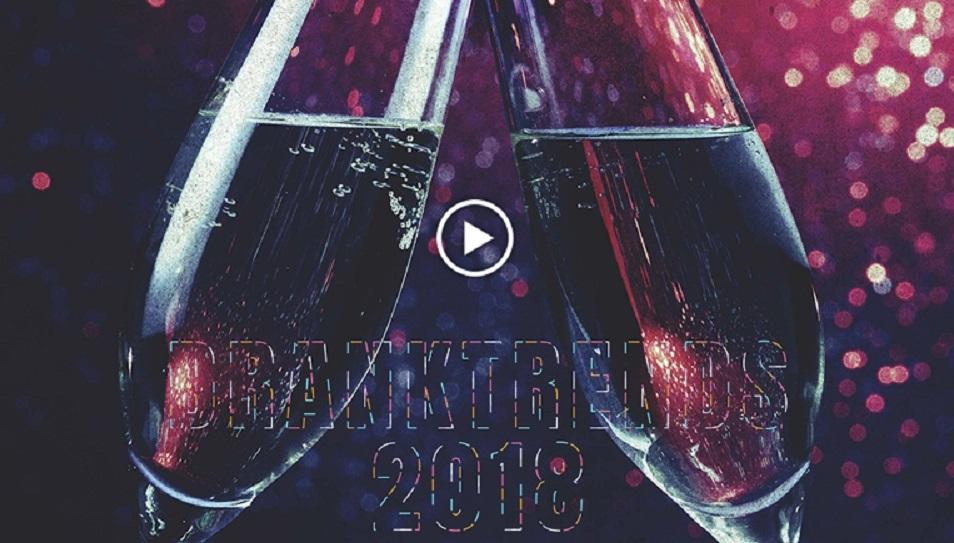 Drink Inspiration magazine presenteert dranktrends 2018 ...