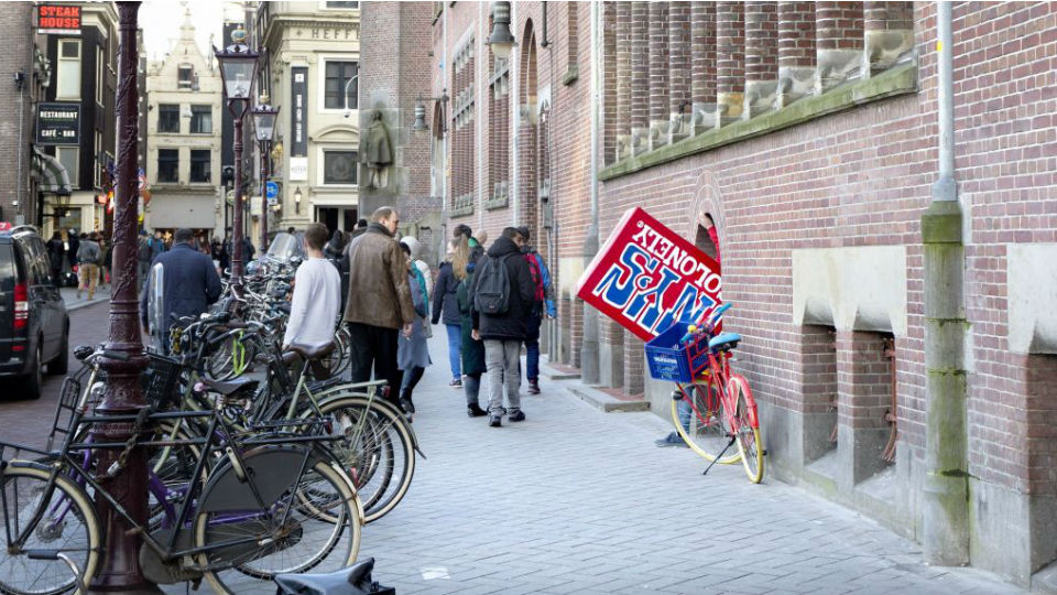 Tony's Chocolonely opent eigen Super Store in Amsterdam