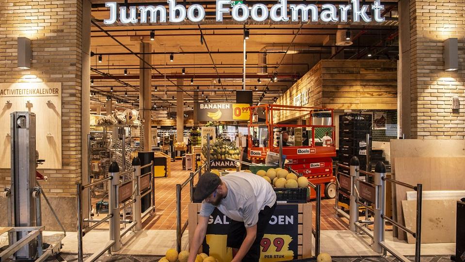 Jumbo Opent Foodmarkt Leidsche Rijn Marketingtribune Food En Retail
