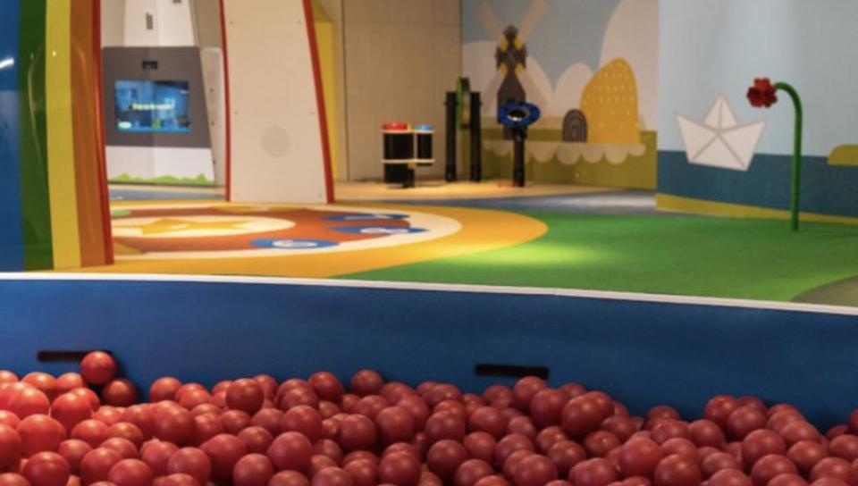 Ikea Amsterdam Opent Nieuwe Kinderspeelplaats öland
