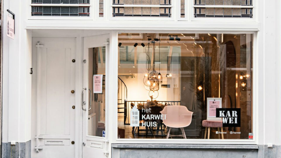 Karwei opent pop-up store in Amsterdam
