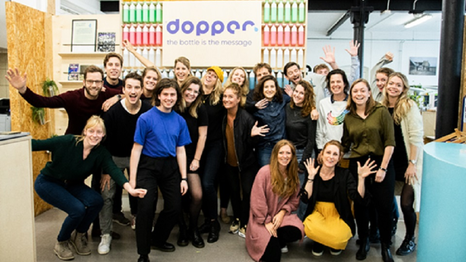 Dopper behoort tot de Top Best Workplaces 2019