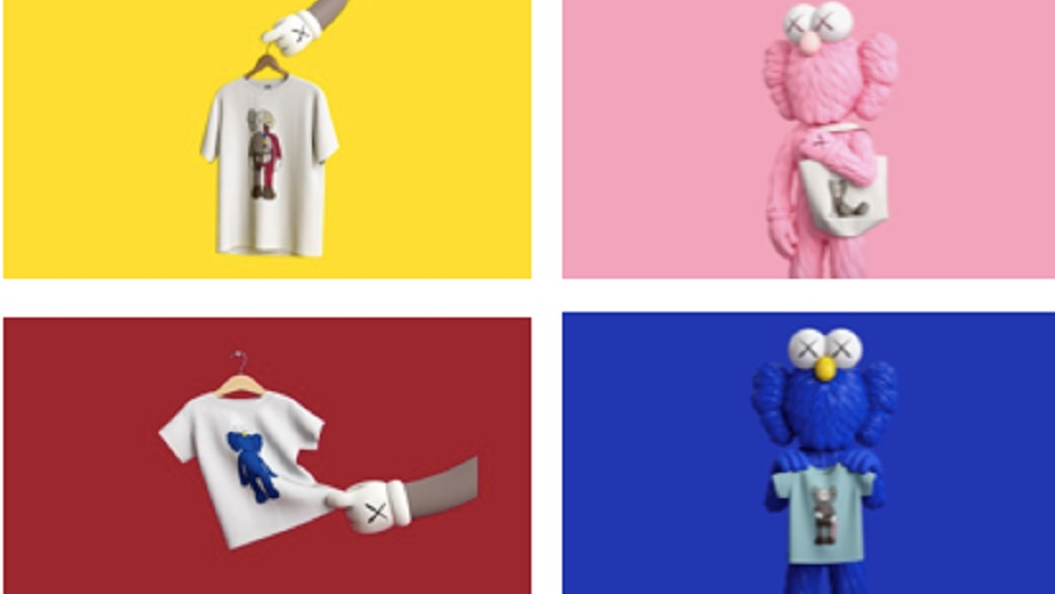 Uniqlo onthult Kaws Summer