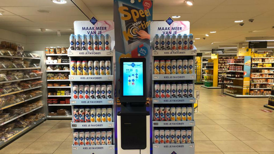 Jumbo Elst activeert shoppers met gamification