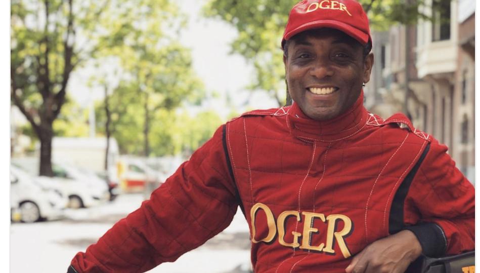 interview] Oger steelt de show met speciale VIP koeriers