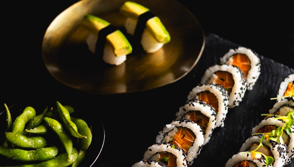 Sushi Point zet vegan sushi op de kaart