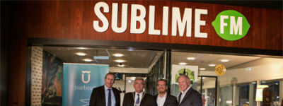 Radiostation Sublime FM opent in Jaarbeurs