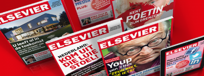New Skool Media neemt weekblad Elsevier over