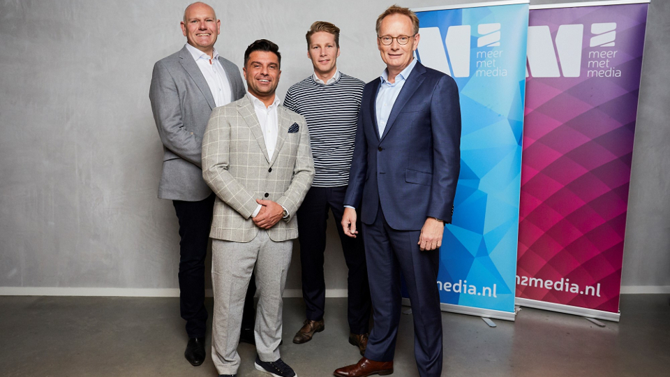 Candid Group neemt M2Media over