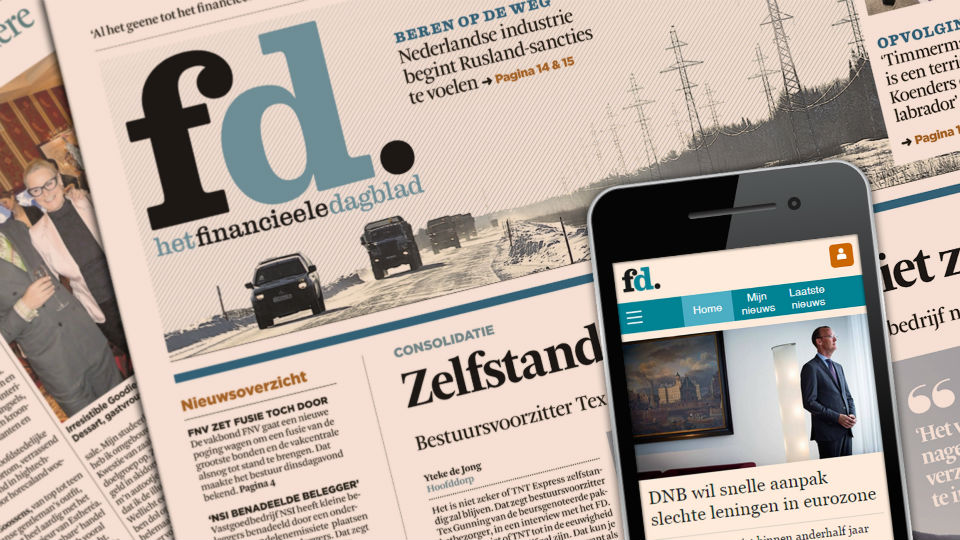 FD is European Newspaper of the Year