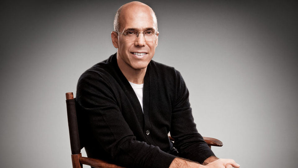 Jeffrey Katzenberg is Media Person of the Year