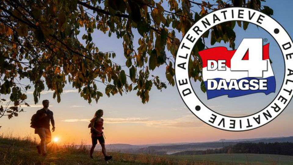 DPG Media steunt De Alternatieve Vierdaagse