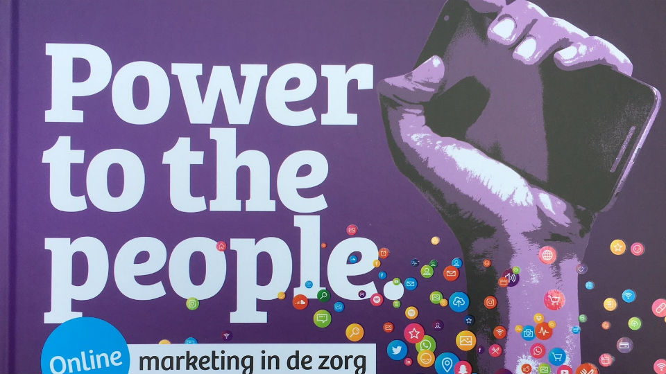 Power to the people over online marketing in de zorg