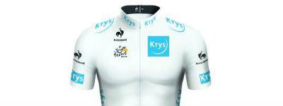 Witte trui bij de Tour de France: wat betekent dit? Wanneer