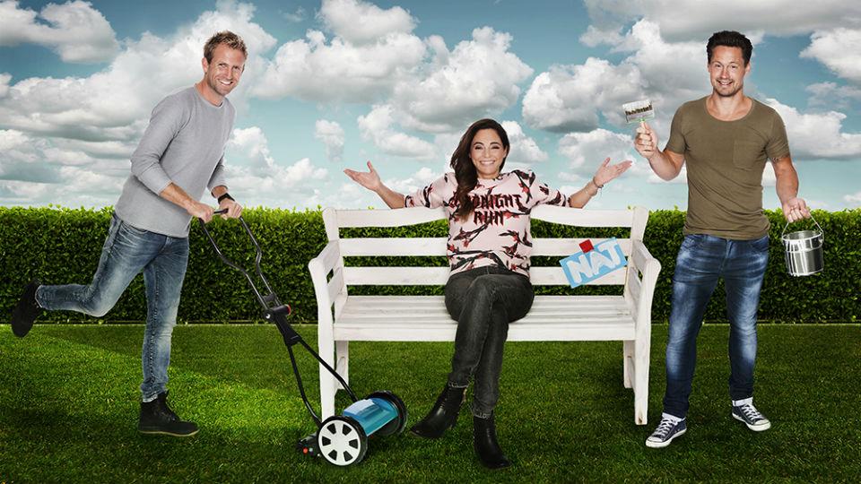 Gardena sponsor rtl4 programma eigen huis en tuin for Eigen huis en tuin cast