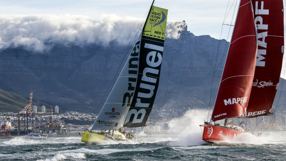 Brunel wordt HR-partner van Volvo Ocean Race