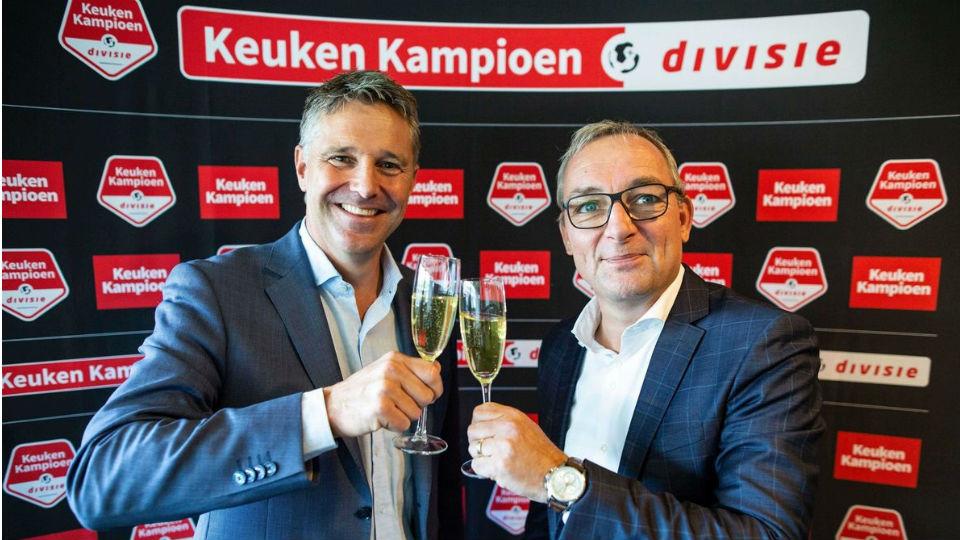 Keuken Kampioen Divisie Is Mikpunt Van Spot Marketingtribune Sponsoring