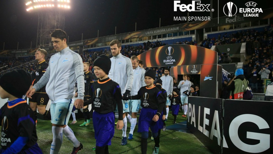 FedEx verlengt sponsoring Europa League